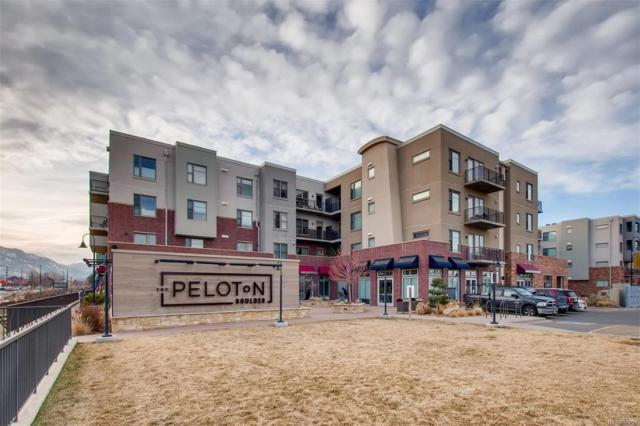 3701 Arapahoe Avenue #106, Boulder, CO 80303 (MLS #9703306) :: Keller Williams Realty