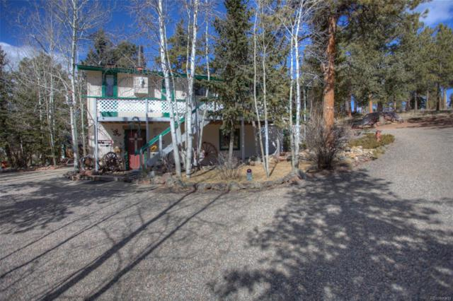 206 Buckaroo Road, Bailey, CO 80421 (MLS #9703435) :: 8z Real Estate