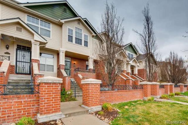1449 S Dayton Court, Aurora, CO 80247 (#9704215) :: The HomeSmiths Team - Keller Williams