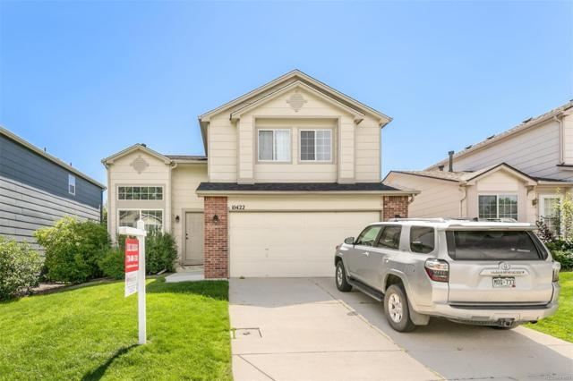 10422 Hyacinth Street, Highlands Ranch, CO 80129 (#9704312) :: Bring Home Denver with Keller Williams Downtown Realty LLC