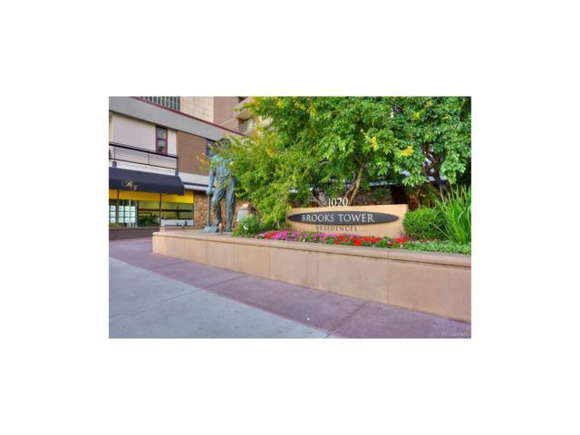 1020 15th Street #381, Denver, CO 80202 (#9704562) :: The Peak Properties Group
