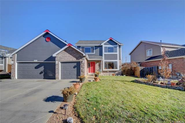 12952 Bellaire Street, Thornton, CO 80241 (MLS #9705195) :: 8z Real Estate