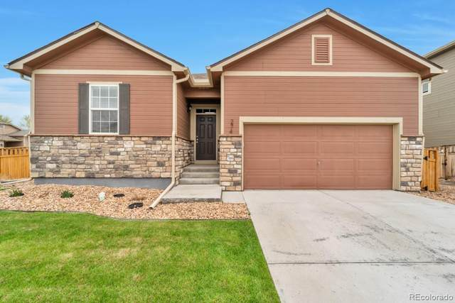 274 Iron Street, Lochbuie, CO 80603 (#9705373) :: The DeGrood Team