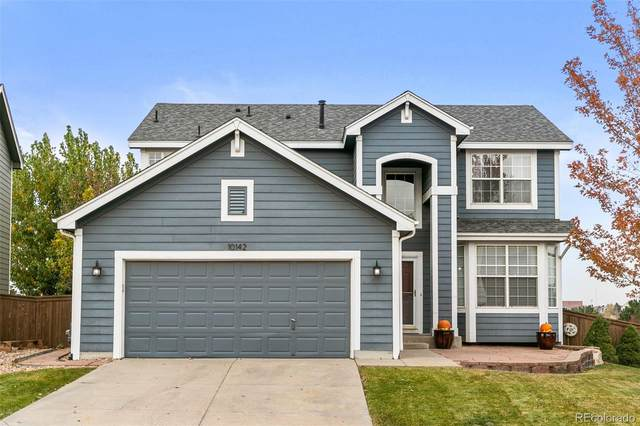 10142 Foxridge Circle, Highlands Ranch, CO 80126 (#9705400) :: My Home Team