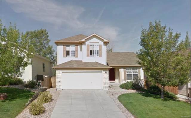11225 Wintergreen Drive, Parker, CO 80138 (#9705416) :: The Healey Group