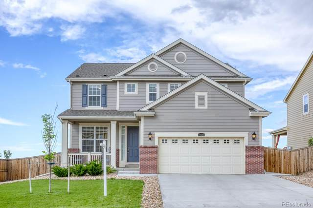 14064 Hudson Way, Thornton, CO 80602 (MLS #9705818) :: Bliss Realty Group