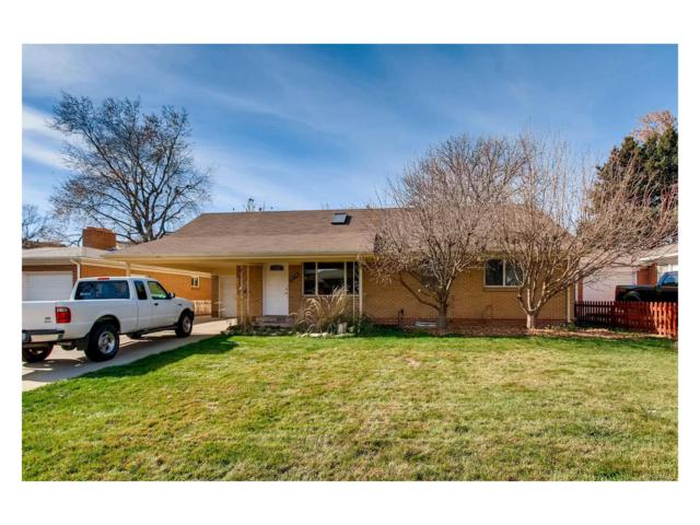 1575 S Clermont Street, Denver, CO 80222 (MLS #9705982) :: 8z Real Estate