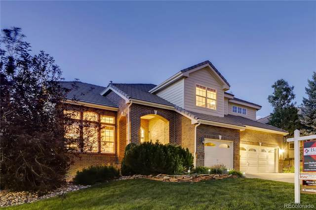 22043 E Peakview Drive, Aurora, CO 80016 (#9706403) :: The DeGrood Team