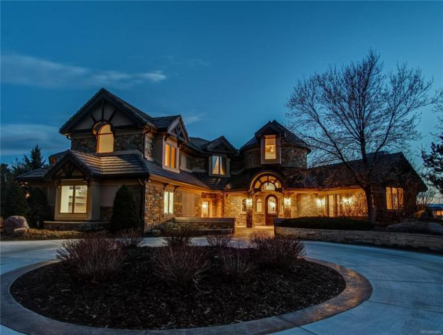 4160 E Linden Circle, Greenwood Village, CO 80121 (#9706462) :: The Peak Properties Group