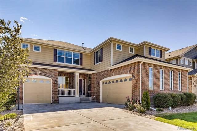 5376 S Haleyville Way, Aurora, CO 80016 (#9706488) :: Peak Properties Group