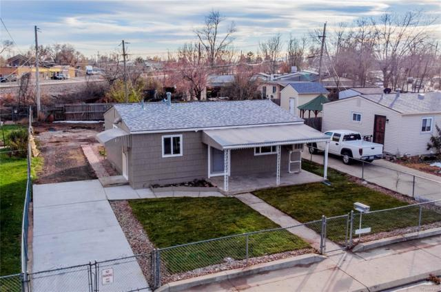 6830 E 75th Place, Commerce City, CO 80022 (#9706690) :: The Galo Garrido Group