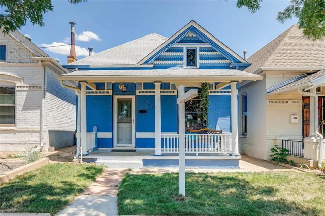 4128 Quivas Street, Denver, CO 80211 (#9706866) :: The Tamborra Team