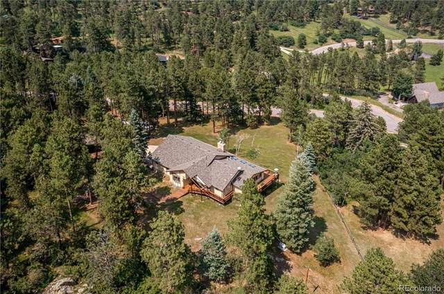 8421 S Mariposa Drive, Morrison, CO 80465 (#9706981) :: Finch & Gable Real Estate Co.
