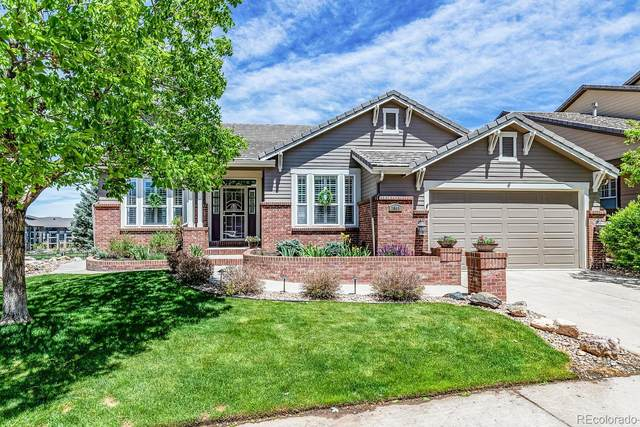 2981 Greensborough Drive, Highlands Ranch, CO 80129 (#9707191) :: The Gilbert Group