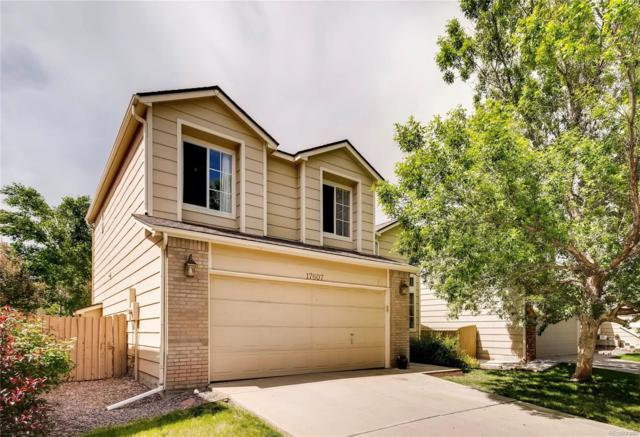 17607 Hoyt Place, Parker, CO 80134 (#9707605) :: The Heyl Group at Keller Williams