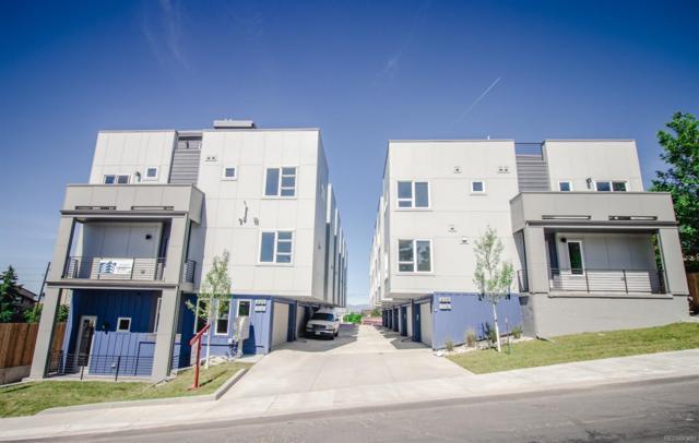 435 S Forest Street #6, Denver, CO 80246 (MLS #9707712) :: 8z Real Estate