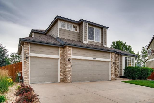 21107 White Pine Lane, Parker, CO 80138 (MLS #9707735) :: 8z Real Estate
