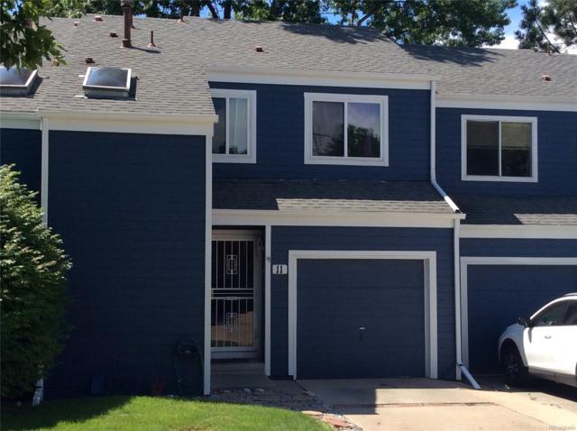 7972 Meade Street #11, Westminster, CO 80030 (MLS #9707856) :: 8z Real Estate