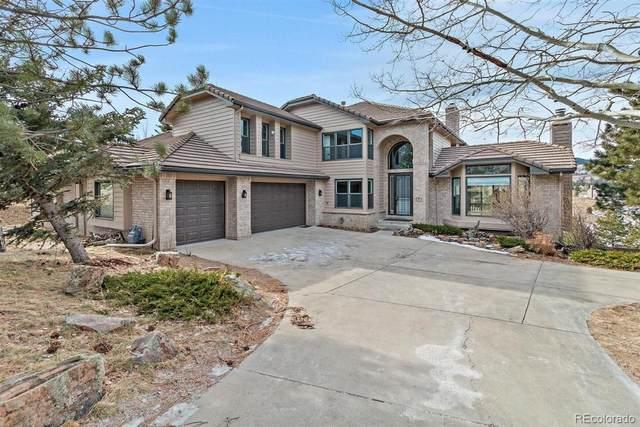 577 Monte Vista Road, Golden, CO 80401 (#9707859) :: Portenga Properties - LIV Sotheby's International Realty