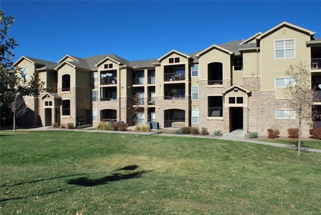 17442 Nature Walk Trail #104, Parker, CO 80134 (#9708149) :: Wisdom Real Estate