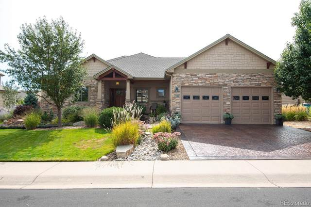 7293 Spanish Bay Drive, Windsor, CO 80550 (#9708305) :: The DeGrood Team