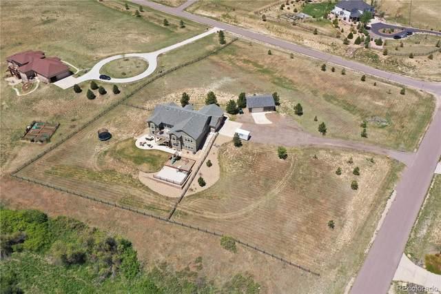 2501 Elkhorn Ranch Street, Parker, CO 80138 (MLS #9708541) :: 8z Real Estate