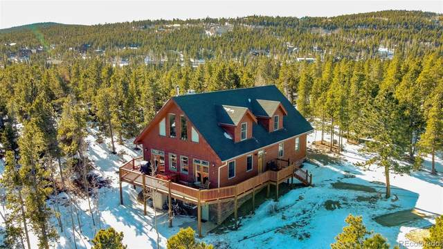 86 Lodge Pole Drive, Black Hawk, CO 80422 (#9708783) :: The Gilbert Group