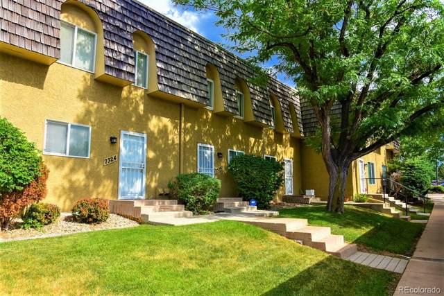 7326 E Princeton Avenue, Denver, CO 80237 (#9709119) :: Kimberly Austin Properties