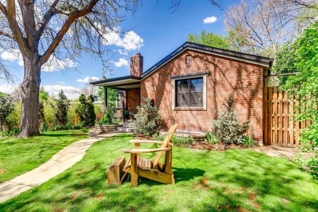 611 N Lafayette Street, Denver, CO 80218 (#9710111) :: Mile High Luxury Real Estate