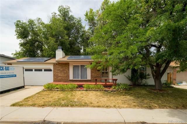 10989 Grange Creek Drive, Thornton, CO 80233 (#9710325) :: Real Estate Professionals