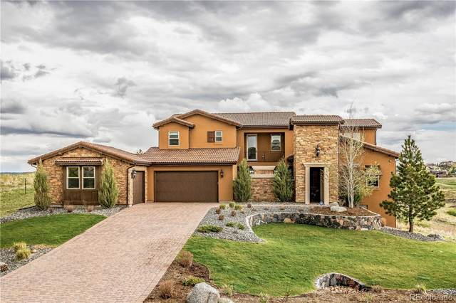 5596 Raintree Drive, Parker, CO 80134 (MLS #9710902) :: Find Colorado