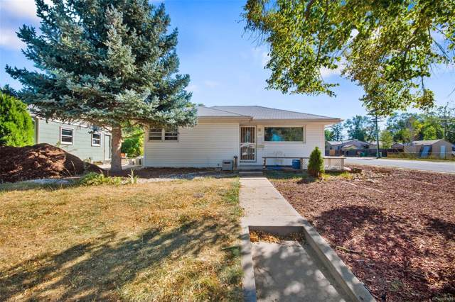 1100 Elmira Street, Aurora, CO 80010 (#9711161) :: HomePopper
