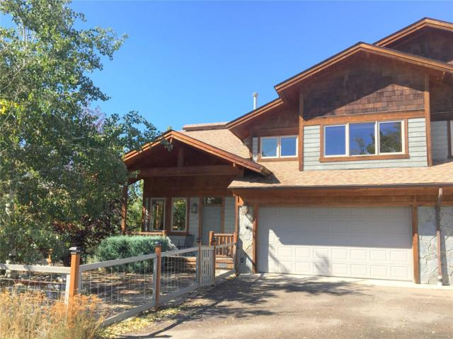 340 Cherry Drive A, Steamboat Springs, CO 80487 (#9712034) :: The Peak Properties Group
