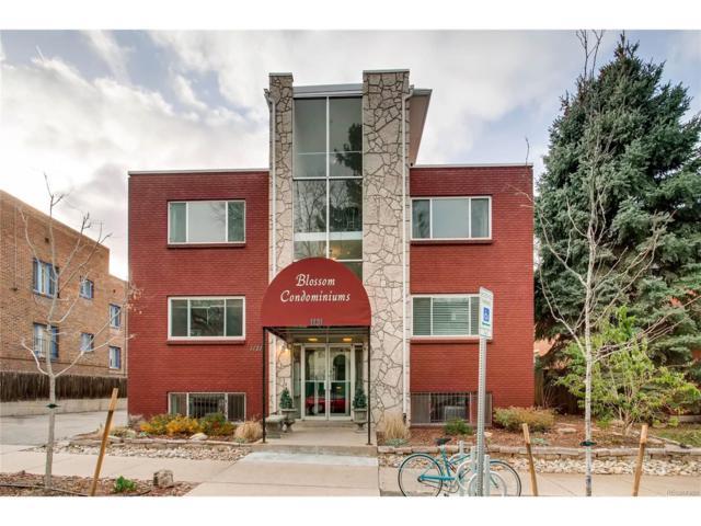 1131 N Lafayette Street #101, Denver, CO 80218 (#9712835) :: The Peak Properties Group