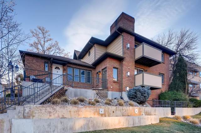 1472 Albion Street D, Denver, CO 80220 (#9713082) :: The HomeSmiths Team - Keller Williams