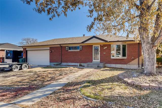 10790 Larry Drive, Northglenn, CO 80233 (MLS #9713490) :: The Sam Biller Home Team