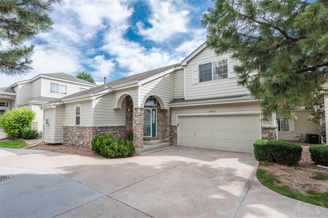 4032 E Hinsdale Circle, Centennial, CO 80122 (#9713522) :: The Brokerage Group