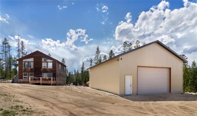 1264 County Road 4739, Grand Lake, CO 80447 (#9713673) :: The Healey Group