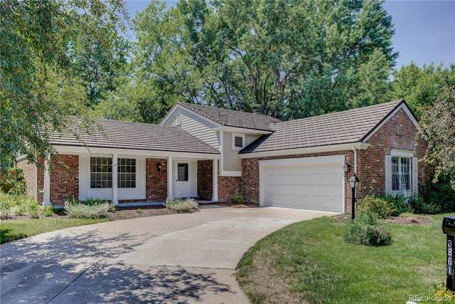 3861 S Narcissus Way, Denver, CO 80237 (#9713941) :: The Brokerage Group