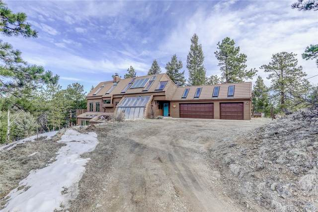 30773 Ruby Ranch Road, Evergreen, CO 80439 (MLS #9713954) :: 8z Real Estate