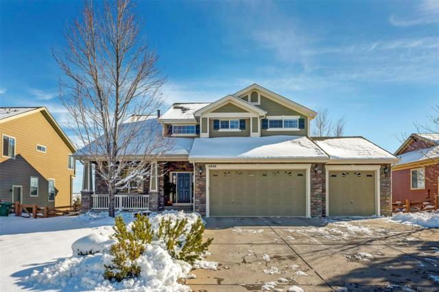 4846 Sedona Circle, Parker, CO 80134 (#9714415) :: Relevate | Denver