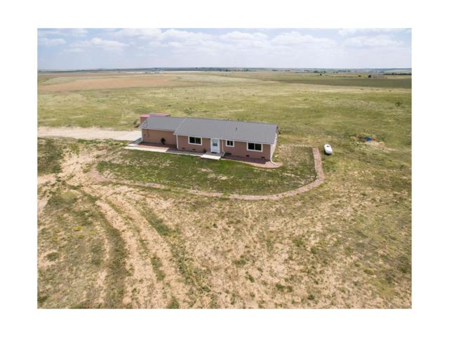4570 S County Road 181, Byers, CO 80103 (MLS #9714425) :: 8z Real Estate