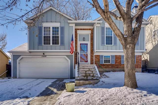11488 W 105th Way, Westminster, CO 80021 (#9715153) :: Hudson Stonegate Team