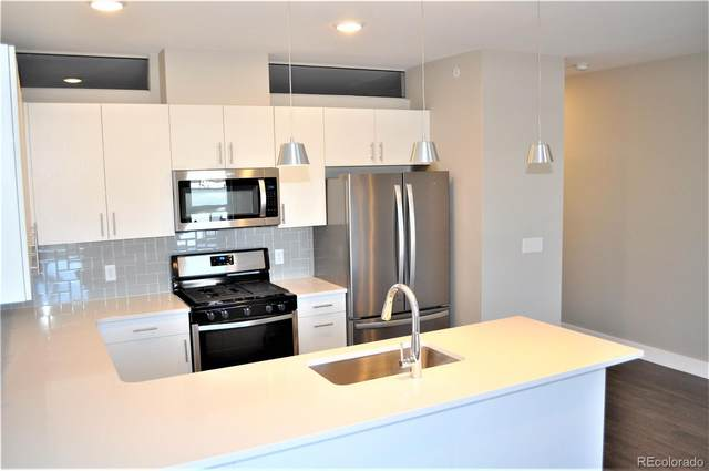 2374 S University Boulevard #505, Denver, CO 80210 (MLS #9715327) :: 8z Real Estate