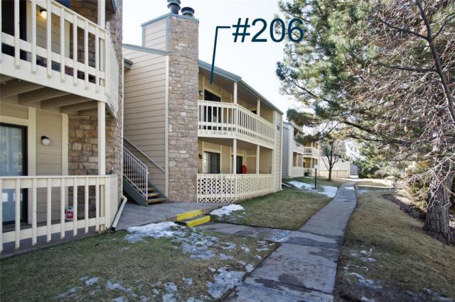 8600 E Alameda Avenue 16-206, Denver, CO 80247 (#9715430) :: James Crocker Team