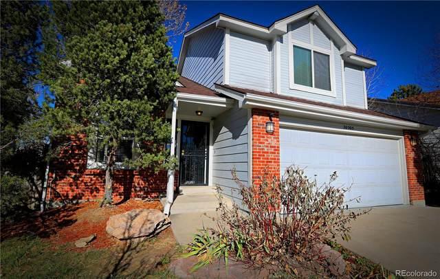 20305 E Berry Place, Centennial, CO 80015 (MLS #9715578) :: Neuhaus Real Estate, Inc.