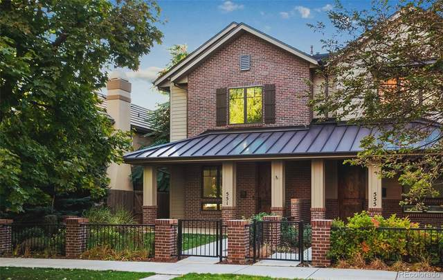 551 Saint Paul Street, Denver, CO 80206 (#9717143) :: Briggs American Properties