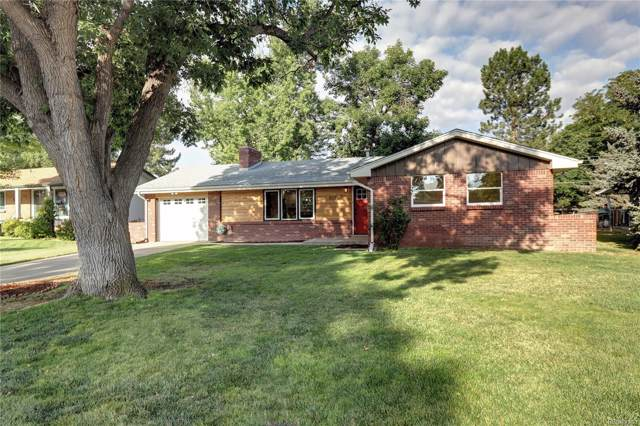 6033 S Pearl Street, Centennial, CO 80121 (#9718200) :: 5281 Exclusive Homes Realty