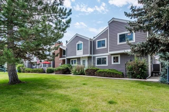 6565 W 84th Circle #44, Arvada, CO 80003 (#9718356) :: Venterra Real Estate LLC