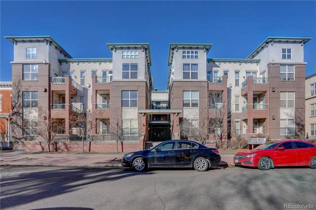 1727 Pearl Street #303, Denver, CO 80203 (#9718967) :: Hudson Stonegate Team